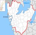 Sotenäs Municipality in Västra Götaland County.png