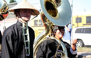 Marching brass - Sousaphone
