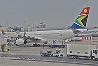 ZS-SXW - A332 - South African Airways