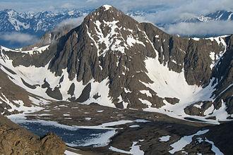 Turnagain Arm - South Suicide Peak.