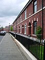 South side of Schofield Street, Radcliffe - geograph.org.uk - 428316.jpg