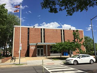 District of Columbia Public Library - Southwest Neighborhood Library in 2017