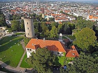 Bielefeld - Sparrenburg Castle