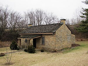 Sparta Rock House - Image: Sparta rock house tn 3