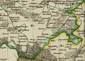 Special-Atlas des Königreichs Westphalen Departement der Elbe Kanton Jübar 1812.png
