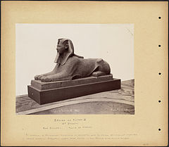Sphinx of Tutmes III by Boston Public Library.jpg