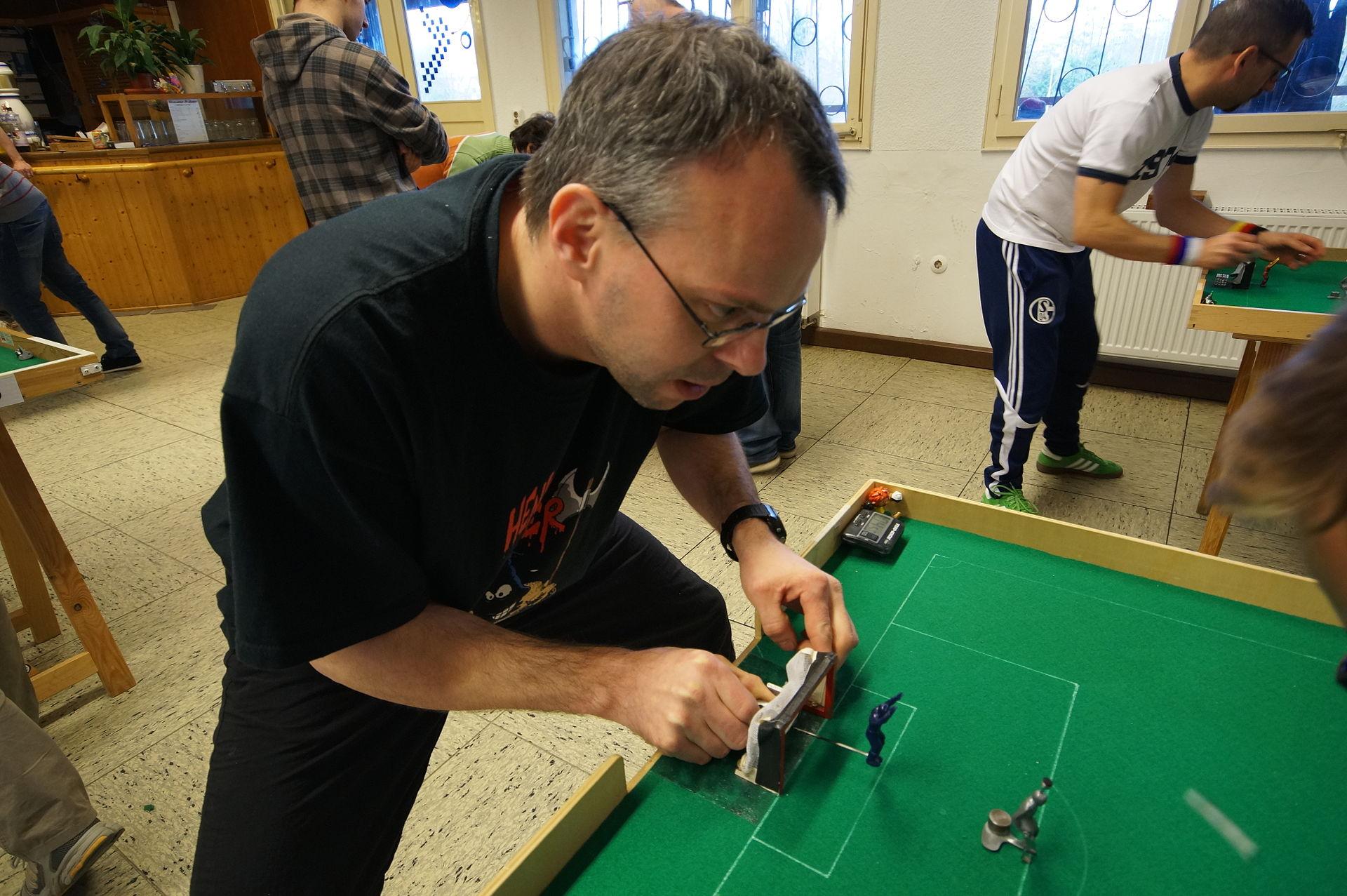Tipp Kick Spieler
