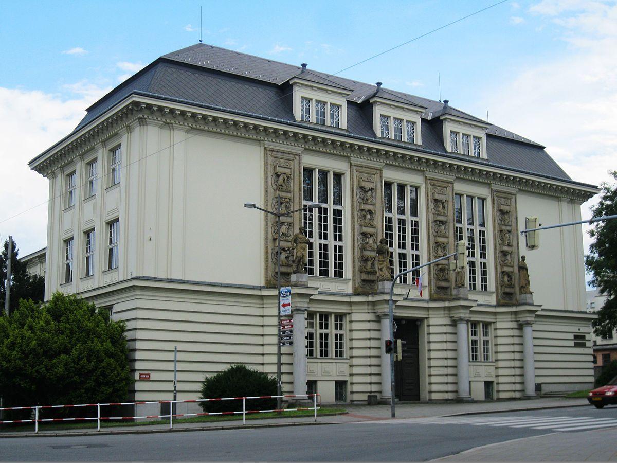 b8b78c541f2 Městský dům kultury Petra Bezruče – Wikipedie
