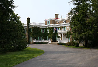Home of Franklin D. Roosevelt National Historic Site - Springwood, the home where Franklin Delano Roosevelt lived with family, is now a National Historic Site