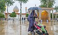 Spring rain in Shah Cheragh, Shiraz - 13 April 2018 06.jpg
