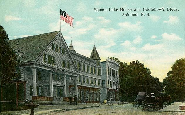 Squam Lake House, Ashland, NH