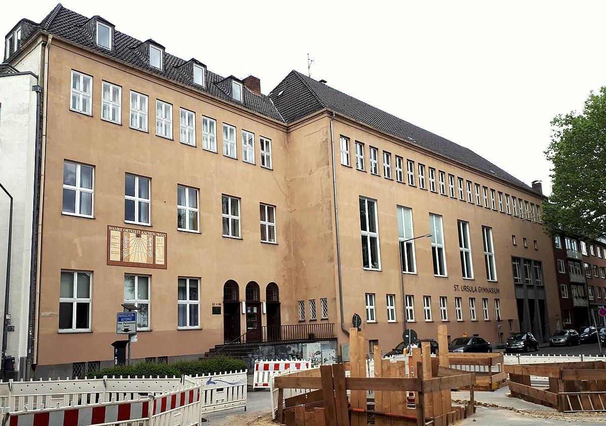 St Ursula Schule
