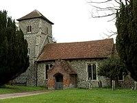 St. Mary's church, Sturmer, Essex - geograph.org.uk - 160117.jpg