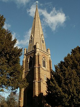 St. Michael and All Saints church at Galleywood Common - geograph.org.uk - 681118