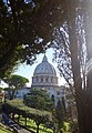 St. Peter's Basilica and Gardens of Vatican City (32924565878).jpg