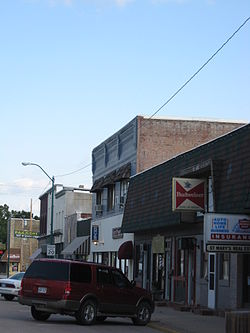 Downtown St. Marys, 2009