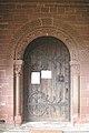 St Catherine, Hoarwithy, Heref - Doorway - geograph.org.uk - 346154.jpg