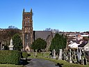 St David's Cemetery and Church - geograph.org.uk - 1717450.jpg