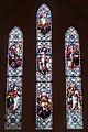 St Florence church - East window - geograph.org.uk - 1351660.jpg