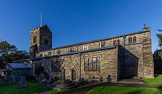 St Martins Church, Bowness-on-Windermere Church in Cumbria, England