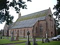 St Mary's Church, Beauly - geograph.org.uk - 1531534.jpg
