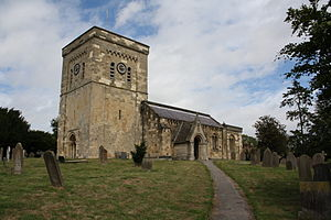 Etton, East Riding of Yorkshire - Image: St Marys Church Etton 2 (Nigel Coates)