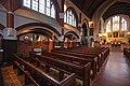 St Matthew, St Mary's Road, Willesden, London NW10 - North arcade - geograph.org.uk - 1033263.jpg