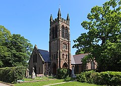 St Nicholas church, Halewood 1.jpg