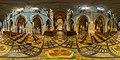 St Patrick's Cathedral Nave 360x180, Dublin, Ireland.jpg