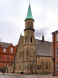 St Patricks Church, Bolton Church in Greater Manchester, United Kingdom