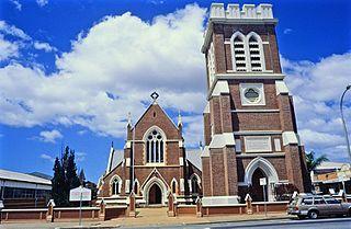 St Pauls Anglican Church, Maryborough church building in Queensland, Australia
