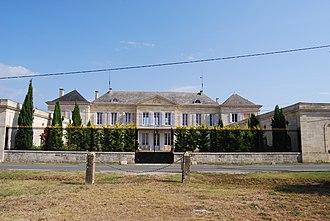 Saint-Louis-de-Montferrand - Chateau Peyronnet