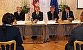 Staatssekretär Reinhold Lopatka trifft afrikanische Botschafter in Wien (8734310945).jpg