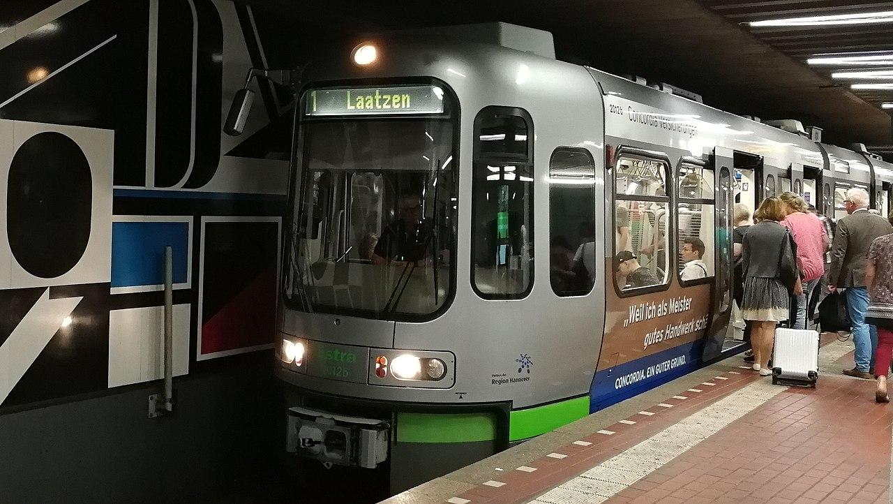 laatzen metro
