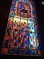 Stained glass window (Palacio Municipal SLP, Mexico).jpg