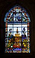 Stained glass window cathedral Seville 1685.jpg