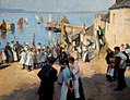 Stanhope Forbes - Gala Day, Hartlepool.jpg