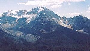 Scrambling - Stanley Peak, British Columbia, Canada