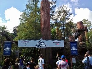 Star Tours – The Adventures Continue - Attraction at Disney's Hollywood Studios