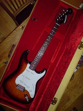 Starcaster by Fender - Starcaster S2 2008