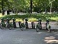Station Vélib' Bois Vincennes Porte Jaune Paris 4.jpg