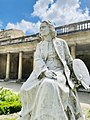 Statue de Rosa Bonheur, zoom.jpg