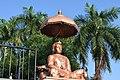 Statue of Pratapsinh Maharaj-Satara-Maharashtra.jpg