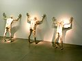 Statues in Zagreb Museum of Contemporary Art.jpg