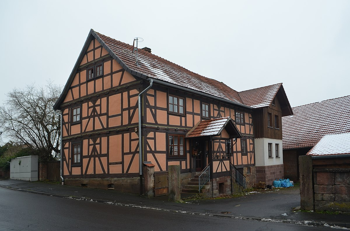 Burghaun Hessen
