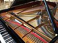 Steinway grand piano interior.JPG
