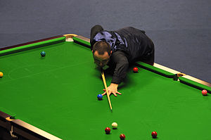 Stephen Maguire - Stephen Maguire at 2013 German Masters.