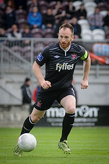 Stephen ODonnell (Irish footballer) Irish association football player