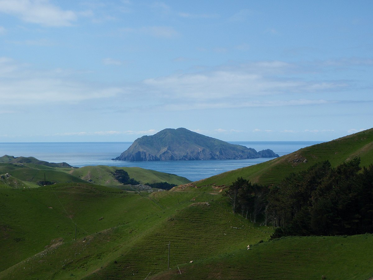 New Zealand Wikipedia: Stephens Island (New Zealand)