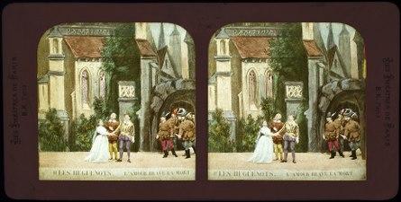 Stereokort, Les Huguenots 11, L'amour brave la mort - SMV - S59b.tif